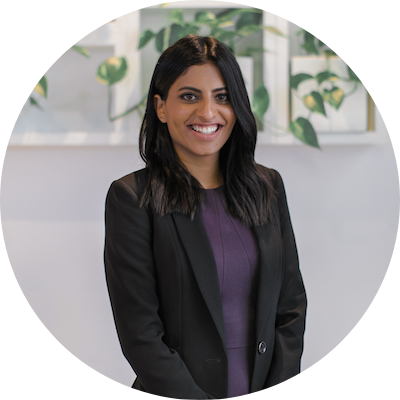 Aahana Lakhia | Senior Lawyer - EI Legal